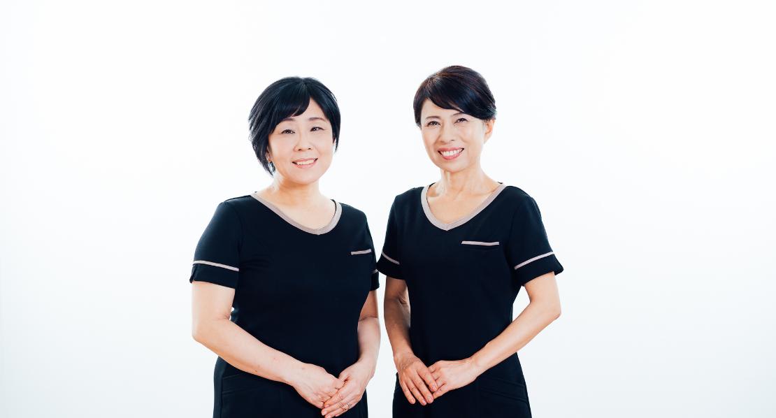 スタッフ写真 | クリスタルビューティー 広島 天然100%ヘナ 美と健康のエステ