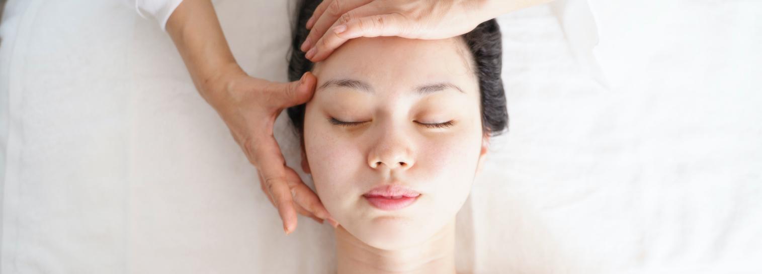 美の記憶を刻むメソッド - 施術メニュー Relaxation Menu | クリスタルビューティー 広島 天然100%ヘナ 美と健康のエステ