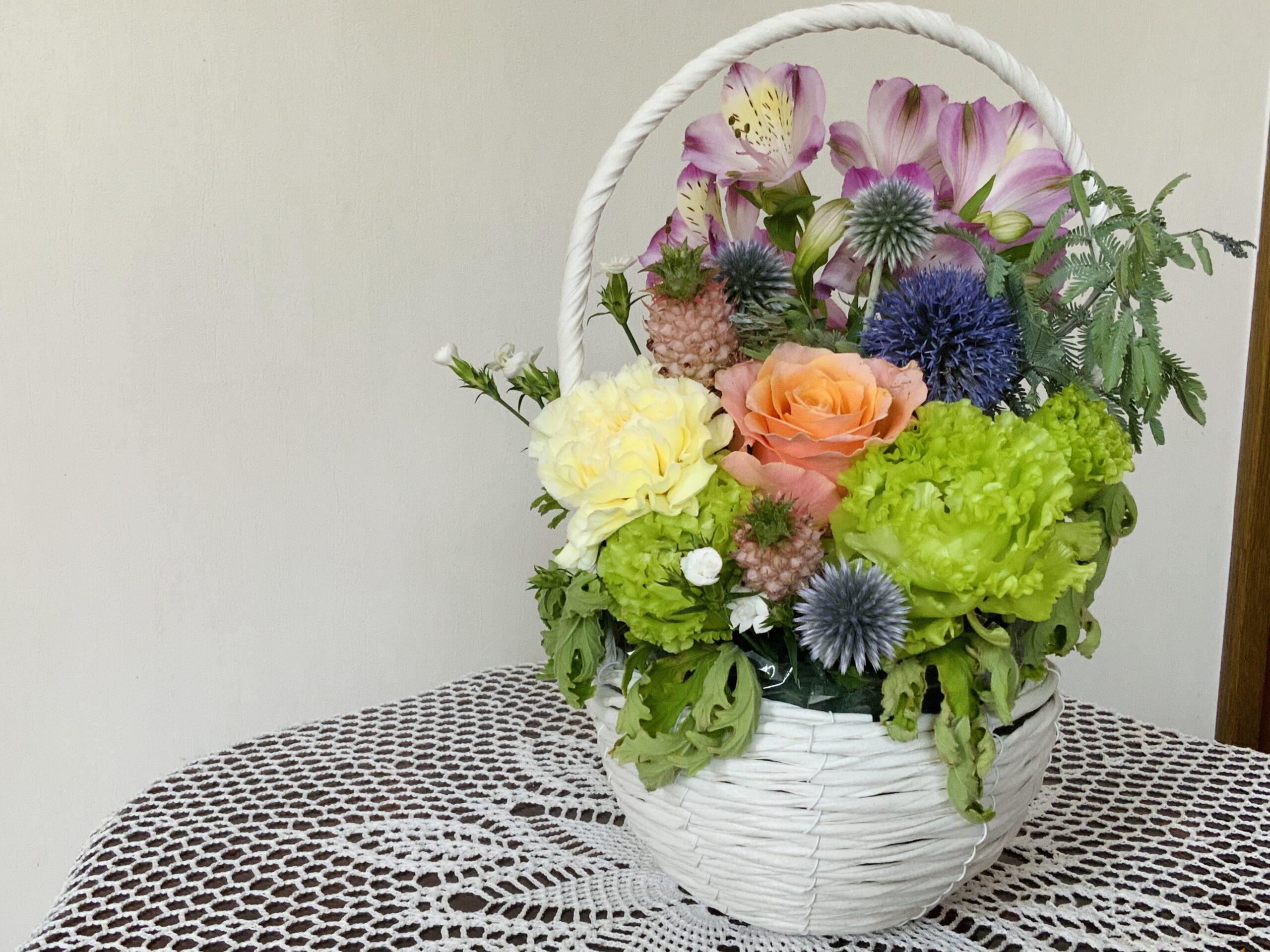 今月のお花   クリスタルビューティー 広島 天然100%ヘナ 美と健康のエステ