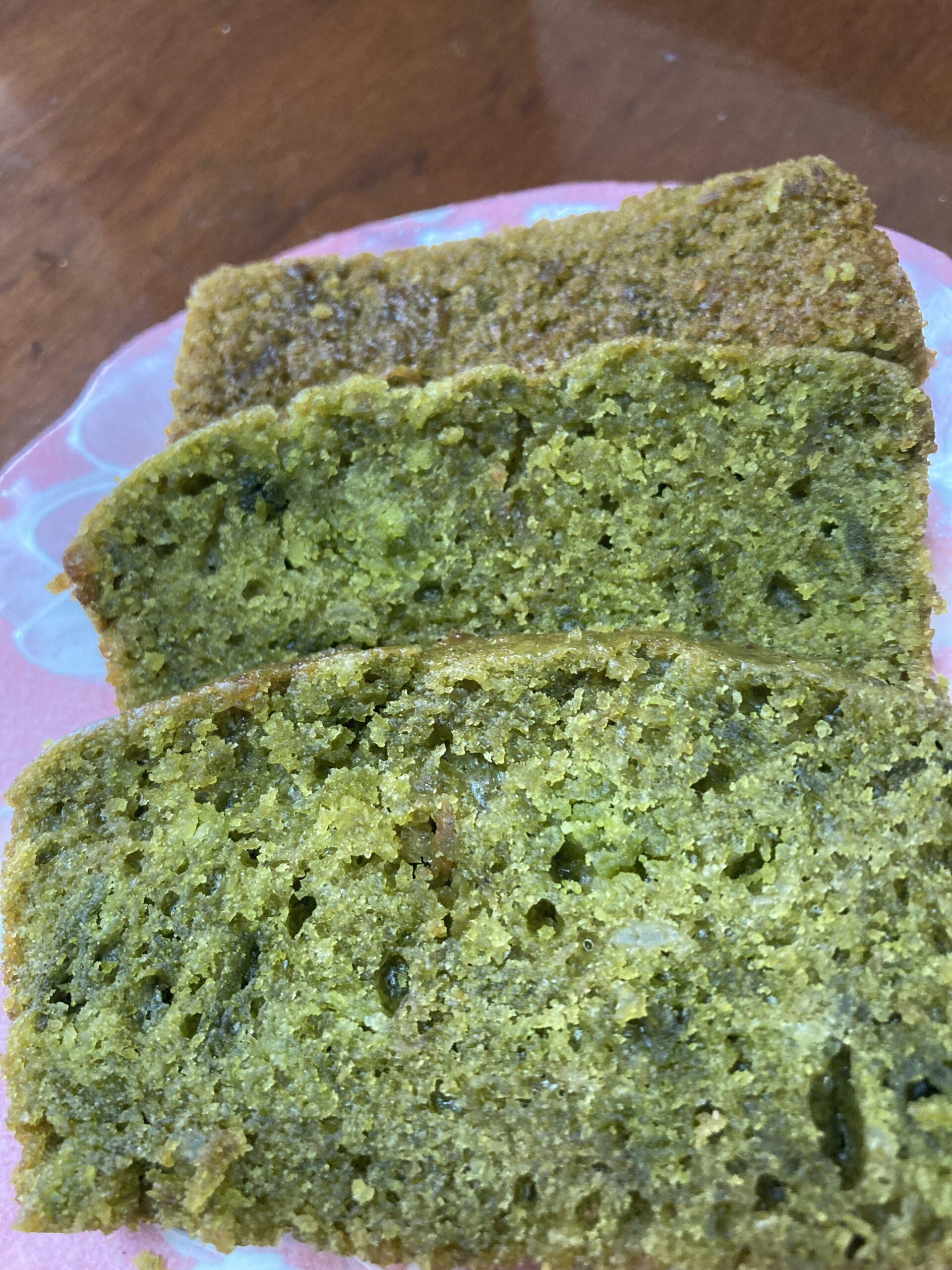 天然酵母のパウンドケーキ   クリスタルビューティー 広島 天然100%ヘナ 美と健康のエステ