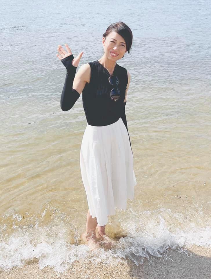 写真2 | 海からの恩恵に感謝 | クリスタルビューティー 広島 天然100%ヘナ 美と健康のエステ