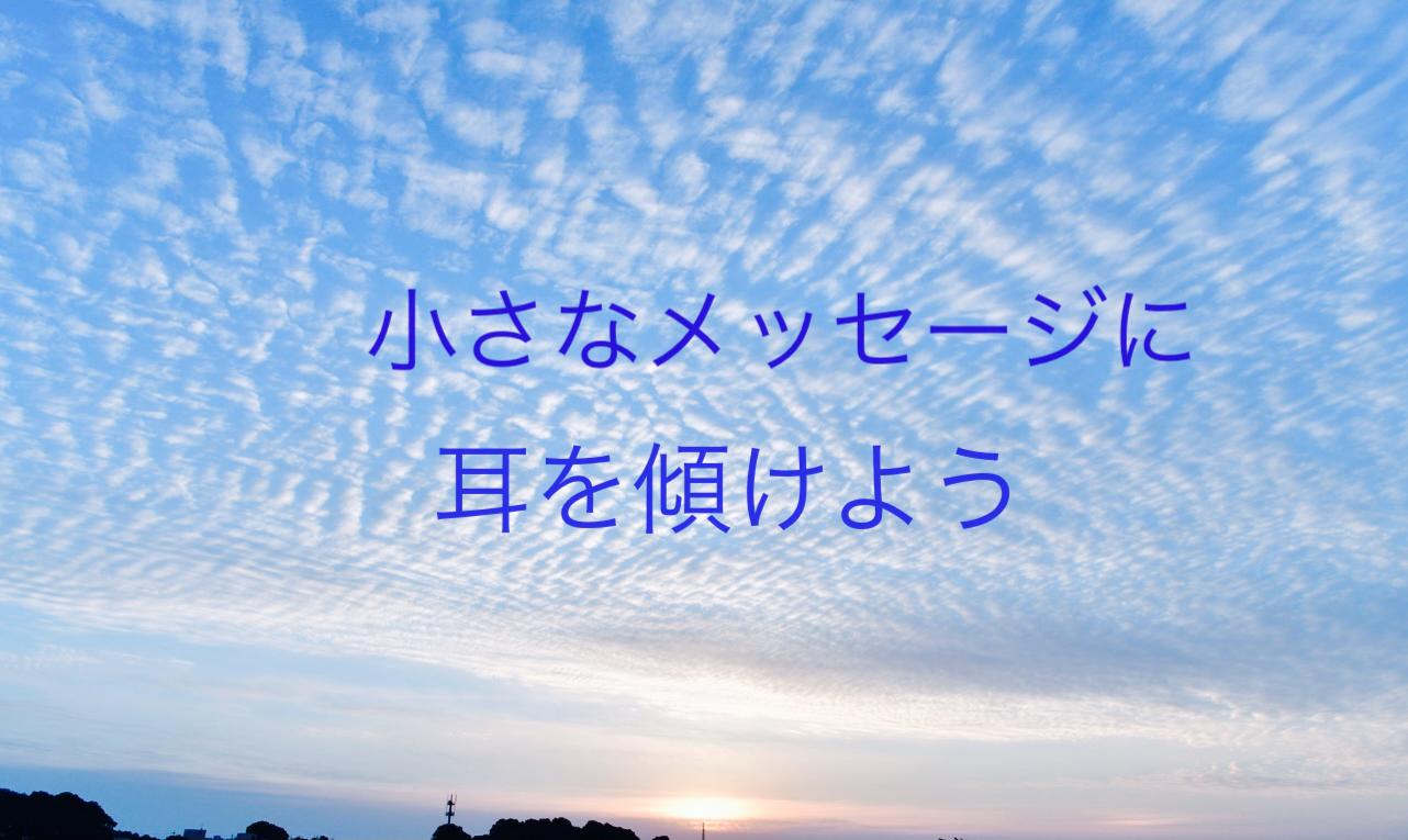 ハプニングからのメッセージ   クリスタルビューティー 広島 天然100%ヘナ 美と健康のエステ